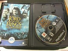 Lord of the Rings: The Two Towers ps2 (Sony PlayStation 2, 2004)