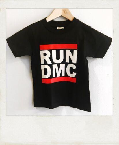 kids t shirt RUN DMC baby