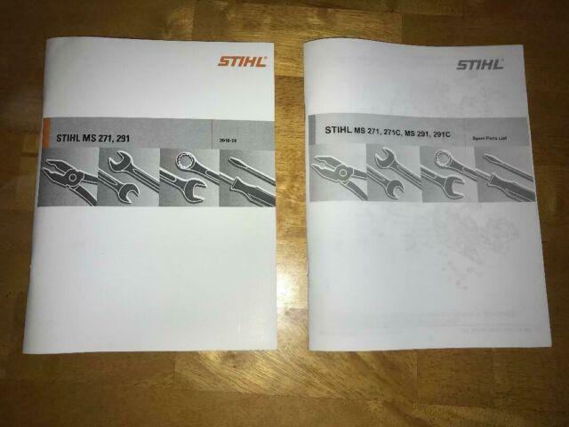 Stihl Ms 311 391 Manualzz
