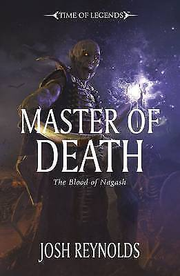 Master of Death (Time of Legends)-ExLibrary