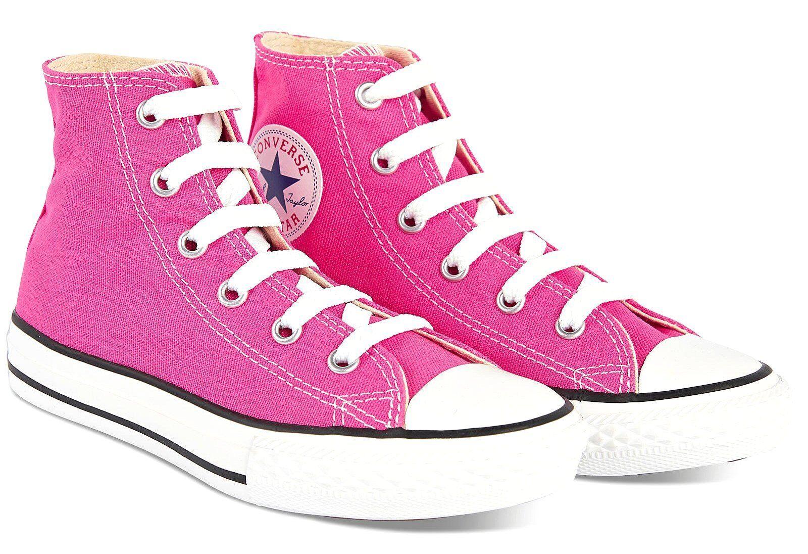 Converse Chuck Chuck Chuck Taylor All Star Bota Alta rosado Todas las Tallas Mujer Zapatillas  en linea