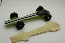 Pinewood Derby Car Kit Fast Speed Ready to assemble Talon