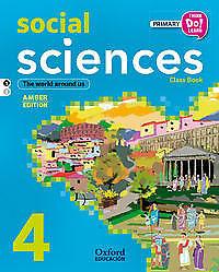 (15).social Science Mod.1 Amber 4ºprim (modulo). EnvÍo Urgente (espaÑa) DernièRe Technologie