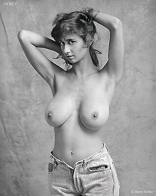 Fine Art Black & White Nude, signed photo by Craig Morey: Natalie 35661.06