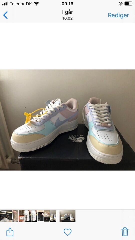 Sneakers, str. 38,5, Nike Air Force 1