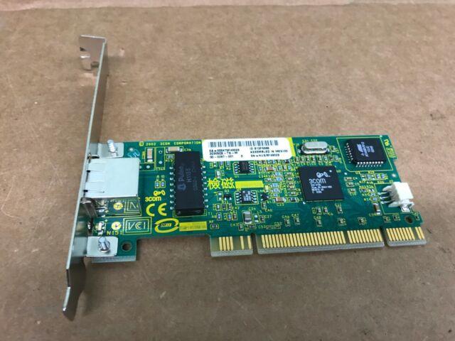 3COM 3C905CX-TX-M 10//100 MANAGED NETWORK INTERFACE CARD 10//100
