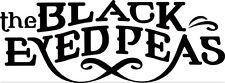 Sticker Black Eyed Peas 100 - 57x21 cm