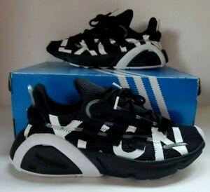 Details about NEW adidas Originals Lexcon Black Talk the Hype White EG7536 Shoes SZ 7 Running