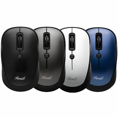 e1e73087605 Rosewill Wireless Mouse, Optical Computer Mouse, Compact Size, Adjustable  DPI