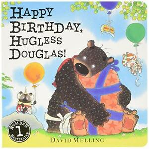 Details About Happy Birthday Hugless Douglas By Melling David New Book Free Fast Delive