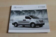 129102) Hyundai H-1 Cargo Prospekt 08/2012