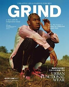 70a3998c5e1 GRIND magazine April 2018   Men s Street Fashion magazine   from ...