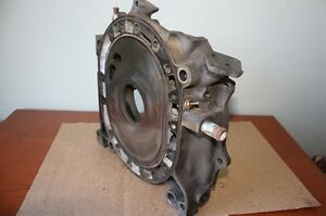 Details about Mazda RX-7 Rotary Engine Parts Used S4 Non-Turbo Rear Plate