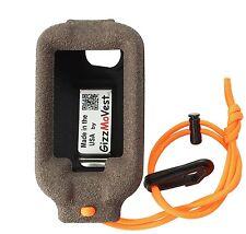 Garmin Oregon 600 650t COVER plus RAM Mount Adapter Accessory GizzMoVest, Coffee
