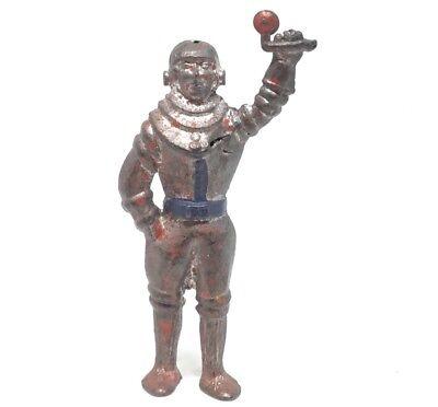 Bene John Hill Spaceman (ref Grey 755) Oggetto Dello Spazio, Danneggiato- Squisita (In) Esecuzione