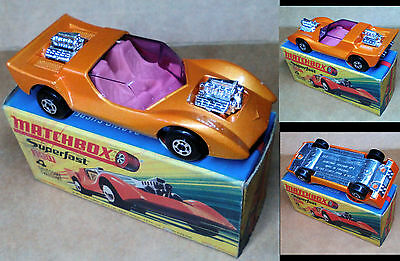 4 Gruesome Twosome REPRO BOX MATCHBOX SUPERFAST n