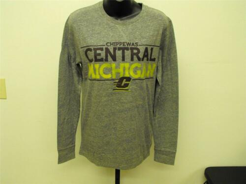 AMERICA 63QY CENTRAL MICHIGAN CHIPPEWAS WOMENS S SMALL  T-SHIRT BY J NEW