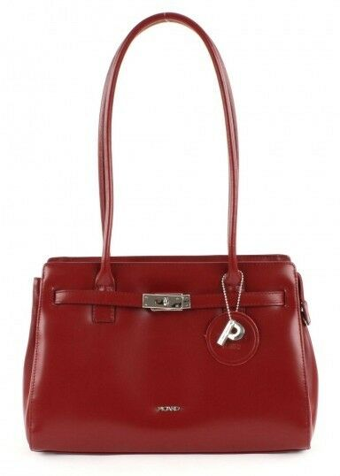 PICARD Berlin M Shoulderbag Tasche Schultertasche Handtasche Rot | Ästhetisches Aussehen  | Online-Exportgeschäft  | Qualitätskönigin