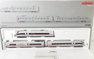 SUPERB-MARKLIN-37780-AC-DIGITAL-GERMAN-DB-AG-CLASS-406-ICE-S-HIGH-SPEED-EMU