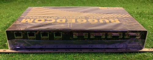 1 NEW RUGGEDCOM RS400-24-D-TXTX-3D-XX ETHERNET CONVERTER NIB ***MAKE OFFER***