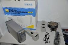 Nikon Coolscan 5000 ed + sa-21 + ma-21 + Nikon sa-30 + Silverfast AI studio 8.8