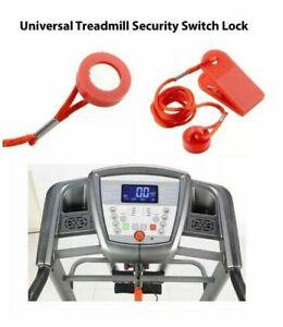 Universal Switch Lock Key Running Rot Laufband Maschine Sicherheit magnetische