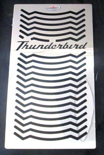 Triumph Thunderbird 1600 1700 Beowulf Stainless Steel Radiator Guard T019