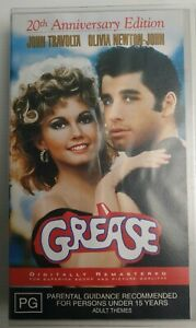 Grease-20th-Anniversary-Edition-VHS-1990