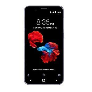 Details about Brand New ZTE Avid 4 Z855 4G LTE 5 0