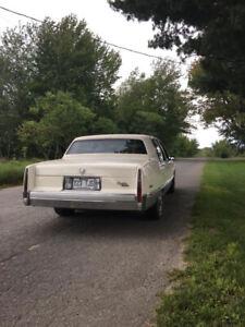 1989 Cadillac Fleetwood