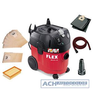 FLEX-Aspirapolveri-industriali-Ventosa-VCE-35-L-AC-5x-Sacco-filtro-414905