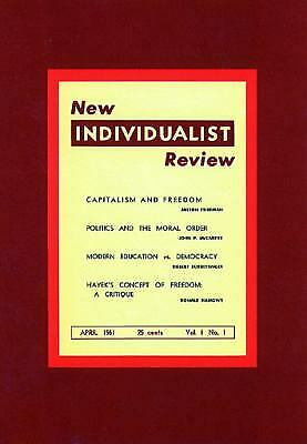 New Individualist Review Paperback Liberty Fund