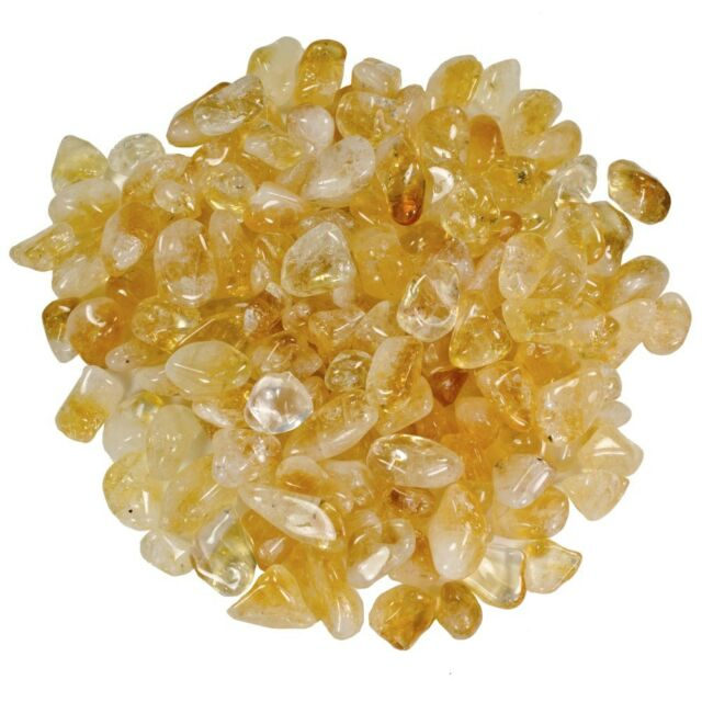 "Crystal Healing Tumble Reiki 1/"" 1 Orange Calcite Tumbled Stone 3//4/"""