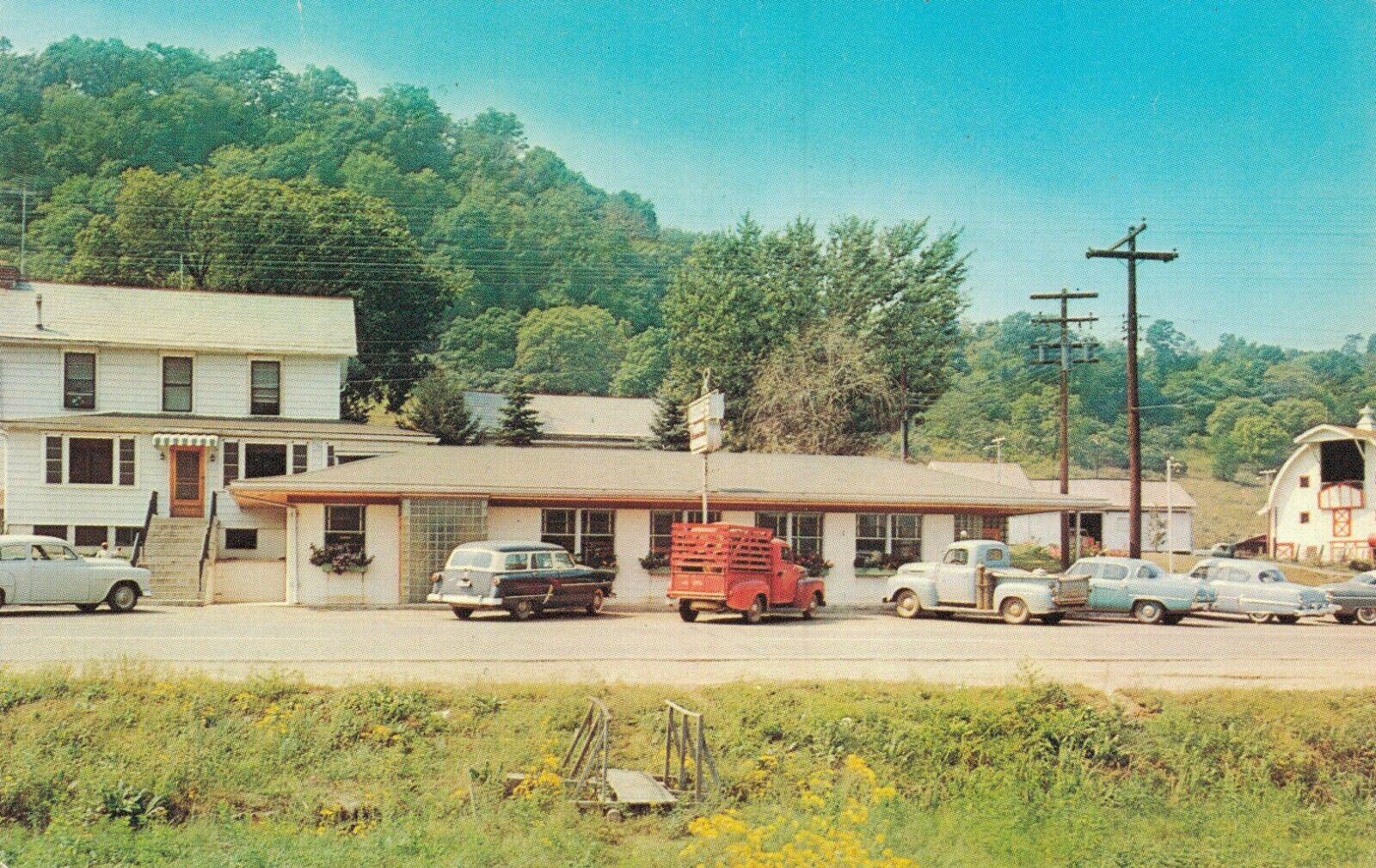 USA Ogles Restaurant Dexter City Ohio 04.29