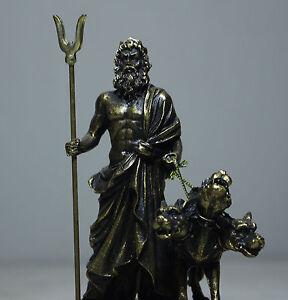 Hades God Statue Hades Pluto Greek Roma...