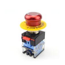 22mm Emergency Power Push Button Switchstop Mushroom Head Emergency Stop Switch