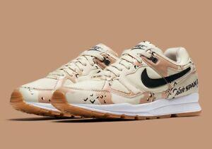 NEW-Nike-Air-Span-2-II-PRM-Size-8-5-Men-s-Desert-Camo-AO1546-200