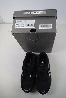 NEW BALANCE Women's Running Course Shoes W990BK5~ Black ~ 11.5 2E ...