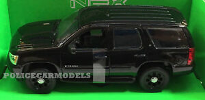 Image Is Loading Welly 1 24 27 2008 Chevy Tahoe