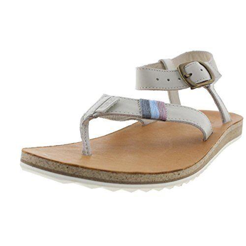 Teva Damenschuhe SZ/Farbe. Original Leder Sandale- Pick SZ/Farbe. Damenschuhe fa6123