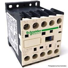 Schneider Electrics//Telemecanique 3 pole 1 NO contactor 4kW 240Vac LC7K0910M7
