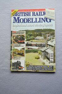 Brillant British Railway Modelling Vol. 17, No. 11 - February 2010 Clair Et Distinctif