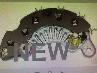 Delco CS130 CS130D   6X40AMP  DR4200 PRESS FIT Rectifier