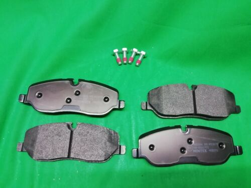MINTEX LR019618 2.7tdv6 LANDROVER DISCOVERY FRONT BRAKE PADS
