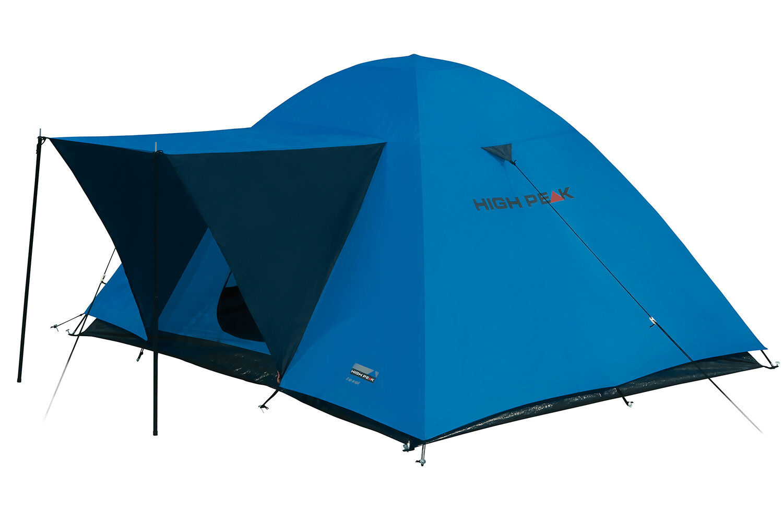 High Peak 3 persone tenda Texel 3 BLU