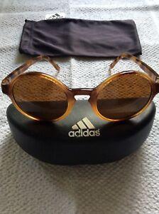 Adidas Brillen Sonnenbrille Braun und Schwarz