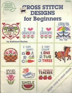Counted-Cross-Stitch-Patterns-Cross-Stitch-For-Beginners-28-Projects