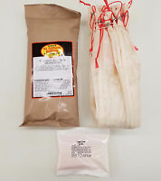 Venison Summer Sausage Kit Makes 25 Lbs Includes Seasoning, Clear Casings, Cure