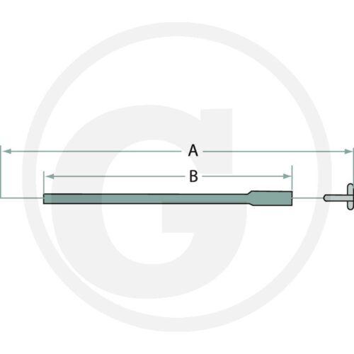 Abstellzug/_Case IH/_1390mm/_Motorstop/_Stopzug/_Ausmacher/_Seilzug/_Stopzug/_/_/_/_/_/_/_/_/_/_/_
