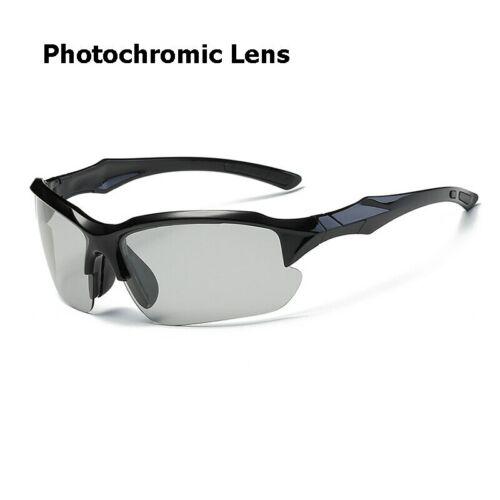 2020 X-Metal  Photochromic Cycling Glasses Polarized  Racing Sports Sunglasses